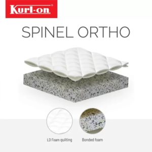 "Kurlon Ortho 5"" Coir RC Mattresses with 3 years warranty 72*36 10"