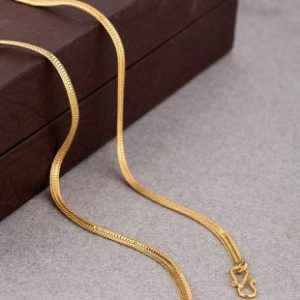 Halltree Gold Plated chains 8