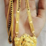 Halltree Mangalsutra with chain 2