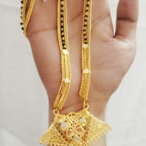 Halltree Mangalsutra with chain 8
