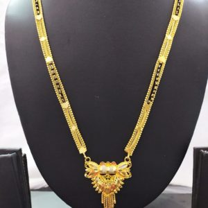Halltree Mangalsutra with chain 4
