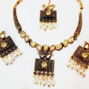 Necklace Set with Earrings 11
