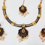 Necklace Set with Earrings 1