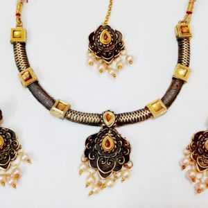 Necklace Set with Earrings 7