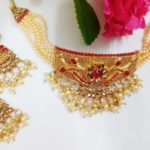 Necklace Set with Earrings 2