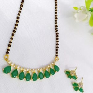 Halltree Mangalsutra with chain 10