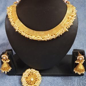 Necklace Set with Earrings 9