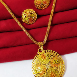 Pendent Set with Earrings 7