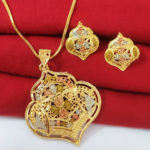 Pendent Set with Earrings 1