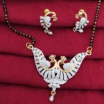 Halltree AD Necklace Set with Earrings 2