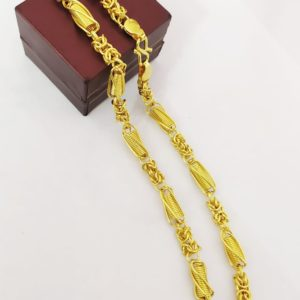 Halltree Gold Plated chains 11