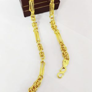 Halltree Gold Plated chains 6