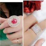 Halltree AD Finger Ring Combo Set 2
