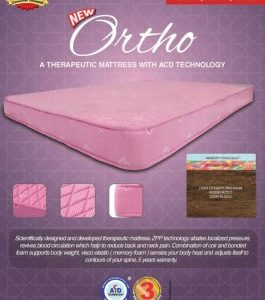 "Kurlon Ortho Magic Coir Mattresses 5"" With 3 Years Warranty 72*36 11"